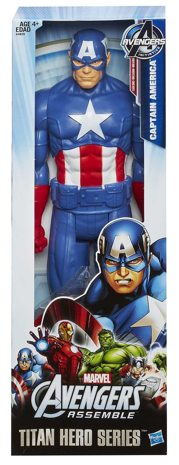 Avengers Assemble Cap A