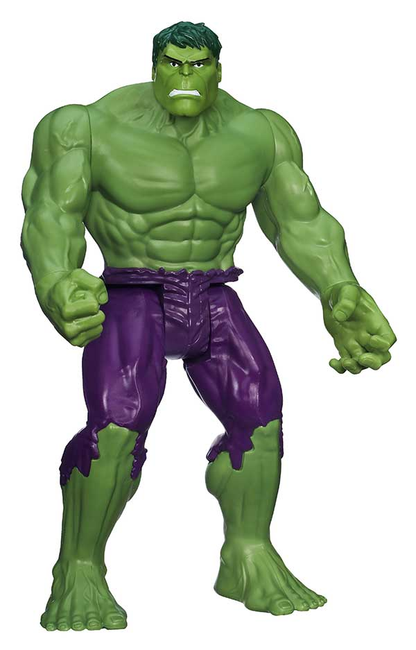 Avengers Assemble Hulk Hasbro (2)