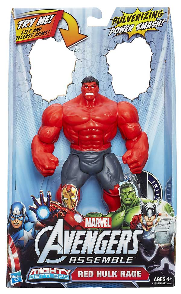 Avengers Assemble RULK Hasbro (2)