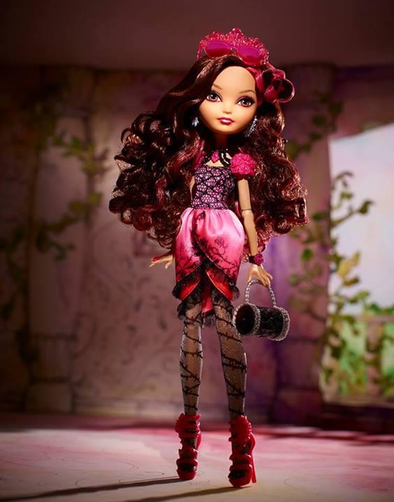 Briar Beauty sever after high mattel doll poupée