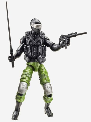 Gi joe Transformers SDCC2013 exclue Snake-Eyes