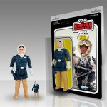 SDCC 2013 : Han Solo (Hoth Outfit) Kenner Jumbo Figure