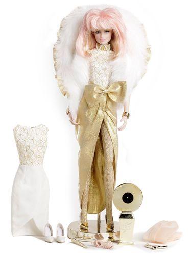 Hasbro 2013 SDCC Glitter n Gold Jem