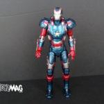 Marvel Legends : Iron Patriot (Iron Man 3)