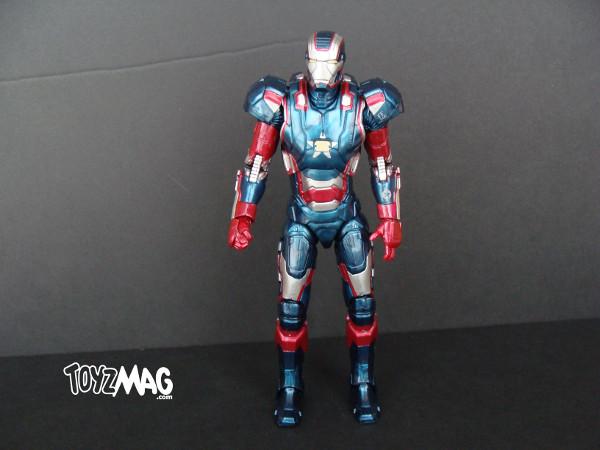 Iron Patriot Marvel Legends Hasbro IronMan3 1