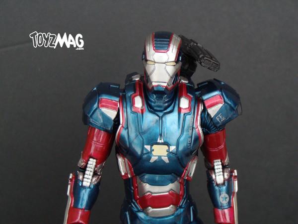 Iron Patriot Marvel Legends Hasbro IronMan3 3