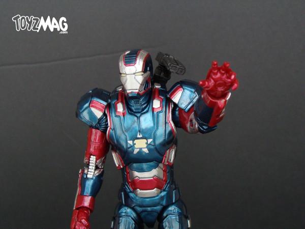 Iron Patriot Marvel Legends Hasbro IronMan3 6