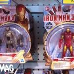 Iron Man 3 les figurines basiques disponibles