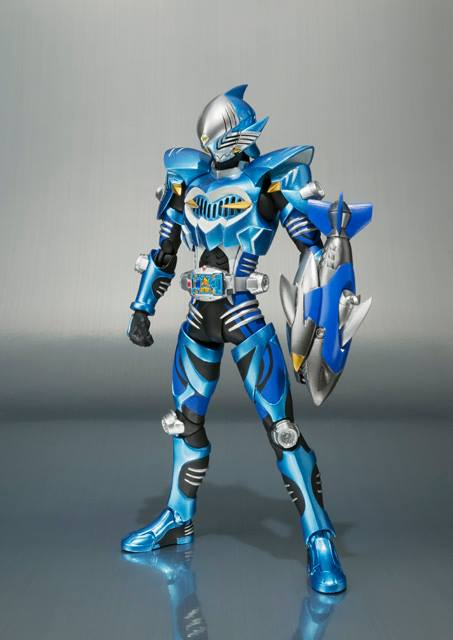 Kamen Rider Abyss SH figuarts