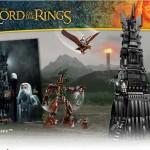 La tour d'Orthanc en avant première pour les VIP LEGO