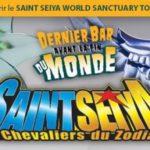 Le SAINT SEIYA World Sanctuary Tour arrive en France !