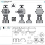 Minimates : les Control Arts Lost in Space