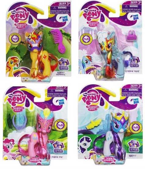 My Little Pony Crystal Princess Celebration