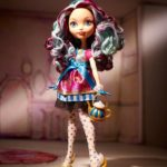 Madeline Hatter la 4ème poupée Ever After High
