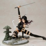 Psylocke X-Force Ninja en mode Bishoujo