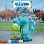 Hot Toys met à l'honneur Pixar avec des figurines Monsters University