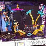 Monster High de nouveaux playsets avec du 13 Souhaits