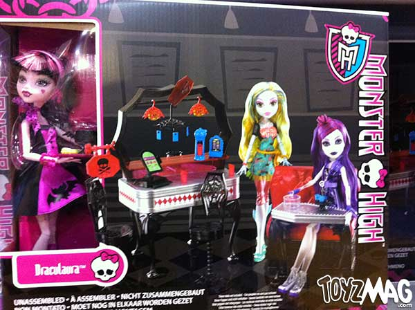 Monster High Palyset