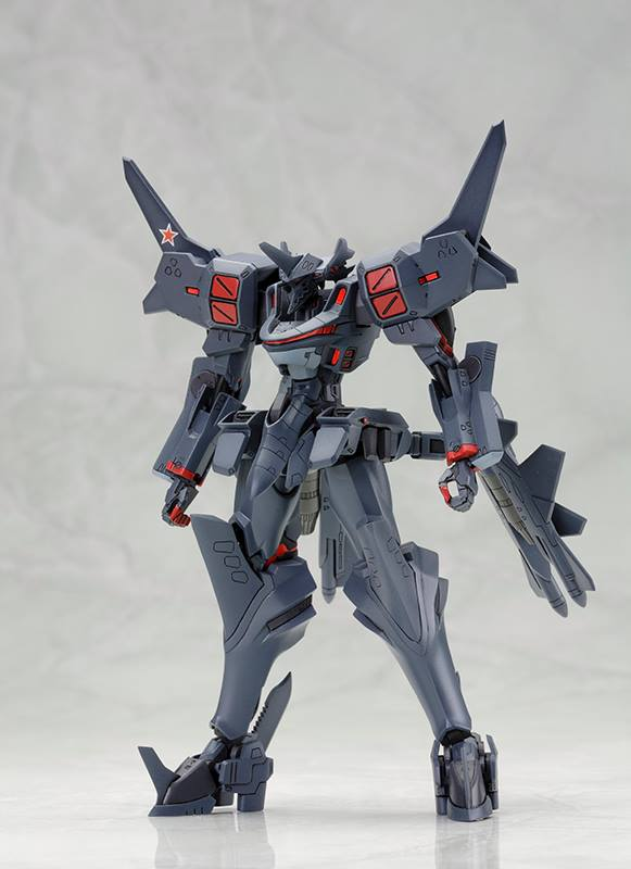 Muv Luv Alternative - SU-47 BERKUT kotobukiya
