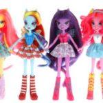My Little Pony Equestria Girls les protypes des poupées (Spoilers)