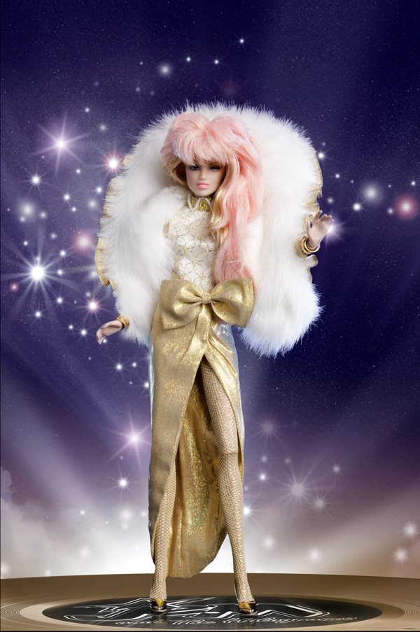 SDCC 2013 HASBRO Exclusive Glitter 'n Gold JemJerrica Benton (3)