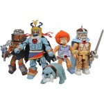 Thundercats un set exclusif pour le SDCC2013