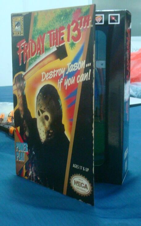 SDCC Jason Friday13th Packaging NECA