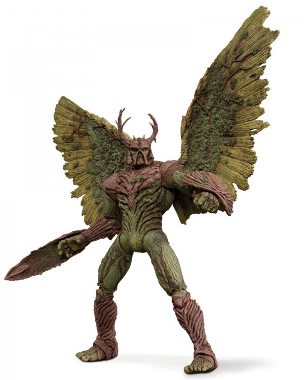The New 52 Swamp Thing Deluxe Action Figure