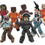 Walking Dead Minimates : la série 3 sort cette semaine