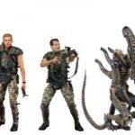 Aliens : la fin de l'attente pour les figs NECA