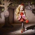 Mattel dévoile Apple White de Ever After High