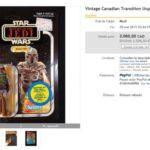 Le plus surprenant des Boba Fett vintage (Canada)
