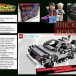 LEGO back to the future, enfin des infos