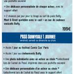 Comic Con' Paris J-7 : Buffy Reunion toutes les informations