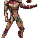 dst marvel select Iron Man Mark 42