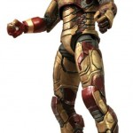 dst marvel select Iron Man battle damaged mk42 2