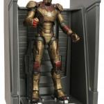 dst marvel select Iron Man battle damaged mk42 3