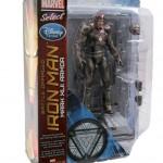 dst marvel select Iron Man battle damaged mk42 4