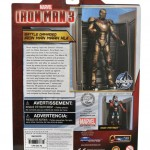 dst marvel select Iron Man battle damaged mk42 5