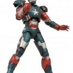 dst marvel select Iron Man iron patriot 1