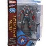 dst marvel select Iron Man iron patriot 3