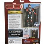 dst marvel select Iron Man iron patriot 4