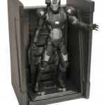 dst marvel select Iron Man war machine 2
