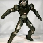 dst marvel select Iron Man war machine 3