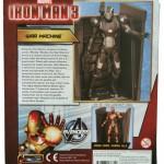 dst marvel select Iron Man war machine 8