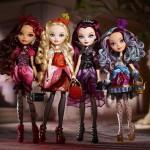Ever After High la première série de poupées Mattel