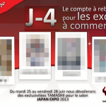 4 exclues Tamashii Nation pour la Japan Expo 2013