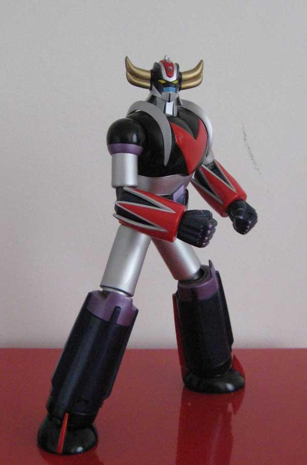 UFO Grendizer Full Action Figure Collection 12″ de High Dream