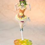 Gumi le personnage avatar de Megpoid par Kotobukiya