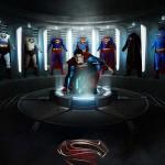Man Of Steel un fan art par Xyner